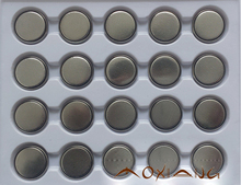 10 PCS/LOT High quality  CR2032 button battery 3 v lithium battery is suitable for toys, electronic products