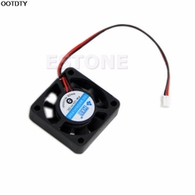 40mm DC 12V 2 Pin Cool Cooler Cooling Fan Brushless For VGA Video Graphics #L059# new hot