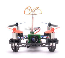 Tiny QX80 Indoor Carbon Fiber Super Light Quadcopter Frame w/ 8520 motors w/ F3 EVO V2.0 Brush Flight Controller
