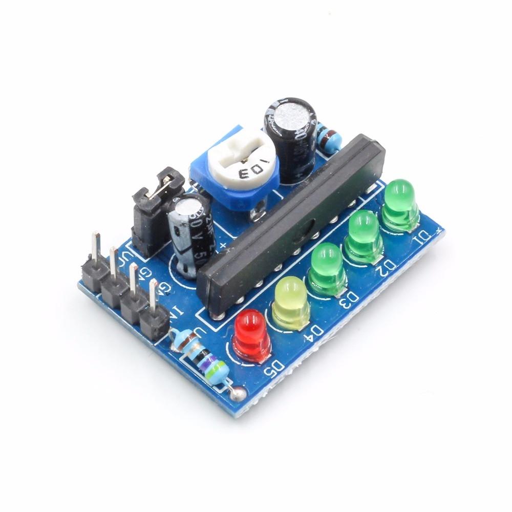 NEW 1pcs KA2284 Power level indicator Battery Indicator Pro Audio level indicator module  For arduino
