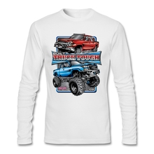 Built Truck Tee Shirts Mens styles Blue Music t shirt with Truck Touch for Mens korean Short Graith