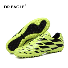 2016 New Men Indoor cleats futsal soccer boots Kids football boots Training Unisex Shoes Train Sneakers free shipping
