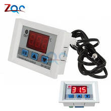 Buy XH-W1321 DC 12V Digital LED Temperature Thermostat Controller 10A Thermostat Control Switch Probe -50-110 Degrees for $4.45 in AliExpress store