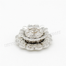 Odoria 1:12 Miniature Bowl Silver Flower Plate with Lid Set Tableware Kit Dollhouse Kitchen Accessories