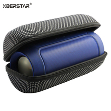 Portable Travel Carry Handle hard Case for JBL Charge 2 Plus Bluetooth Splashproof Speaker Bag Holder Zipper Case(China)