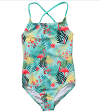 2017 Cute Toddler Baby Girls Swimsuit Kids Swimwear Bathing Suit Tankini Bikini Set Costume Swimming Clothing Girls