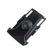 Car Front View camera for Toyota Prado 150 2014 2015 logo Camera with HD Night vision Waterproof Non parking line Free shipping