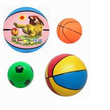 Basketball toys ball for kids toys basketball inflatable flat kick toys indoor outdoor game small ball baby kindergarten toy new