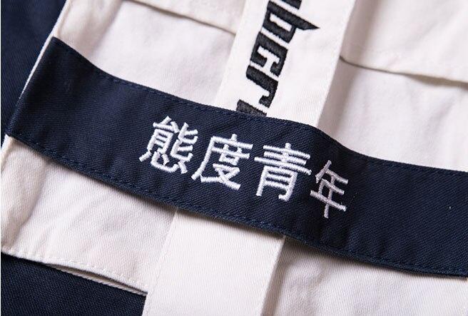 Multi Pockets Cargo Shorts 4