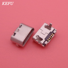 30pcs/lot USB Charging Port Connector For Blackberry Curve 9360 9350 9370 Charger Dock Port(China)