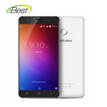 Blackview E7/E7S Smartphone Android 6.0 Quad Core 1GB/2GB RAM 16GB Rom 8.0MP 2700mAh Fingerprint 5.5inch 720P Cellphone