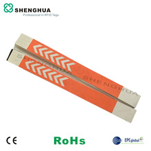 10pcs/pack UHF Waterproof Tyvek Color RFID Wristband Disposable With Alien h3 Chip For Hospital Event Ticket Identification(China)