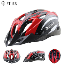 Outdoor Sport Helmet Cycling Helmet In-mold 18 Vents Unisex Adult Bicycle Helmet Ultralight Mountain Road Bike Capacete(China)