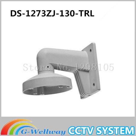 DS-1273ZJ-130-TRL CCTV Wall Mount Aluminum Alloy For Network IP Camera DS-2CD2332-I DS-2CD3332-I CCTV Bracket<br>