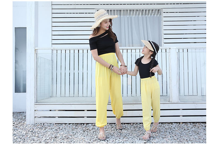 Baggy Pants Women Plus Size Women Pants 19 Summer Women Solid Color Casual Loose Harem Pants Trousers Pantalon Femme Pantalon 21