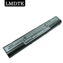 LMDTK New 8 cells laptop battery For Asus M2400 Series L3 M2 A42-M2 A65 AASS10 AS-M2000NL Free shipping(China)