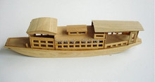 NIDALE model Free shipping  wooden stamping model south lake cruiser  Precise assembly wooden puzzle set