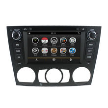 For Car DVD GPS for BMW E90 Saloon E91 Touring E92 Coupe E93 Cabriolet 318 320 325 onboard computer info RADIO IPOD RDS BT SWC(China)