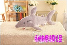 85cm--Whale shark toy doll baby cartoon big doll girlfriend gifts huge stuffed animal free shipping(China)