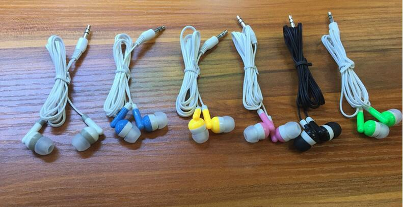 100 pieces/lot New Arrival Headsets 3.5mm In-Ear Earphones For IPhone 6 5 5s For IPad MP3 MP4 For Samsung S5 S4 Fone De Ouvido<br><br>Aliexpress