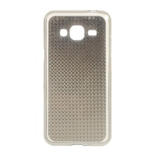 Phone Cases for Galaxy J 3 (2016) TPU Mobile Phoen Bag Diamond Grain Soft TPU Cover for Samsung Galaxy J3 (2016) - Hot Selling
