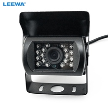 24V Bus Truck 170 Degree Rearview Night Vision IR Camera Reversing Car Camera with Video Cable #CA1256(China)