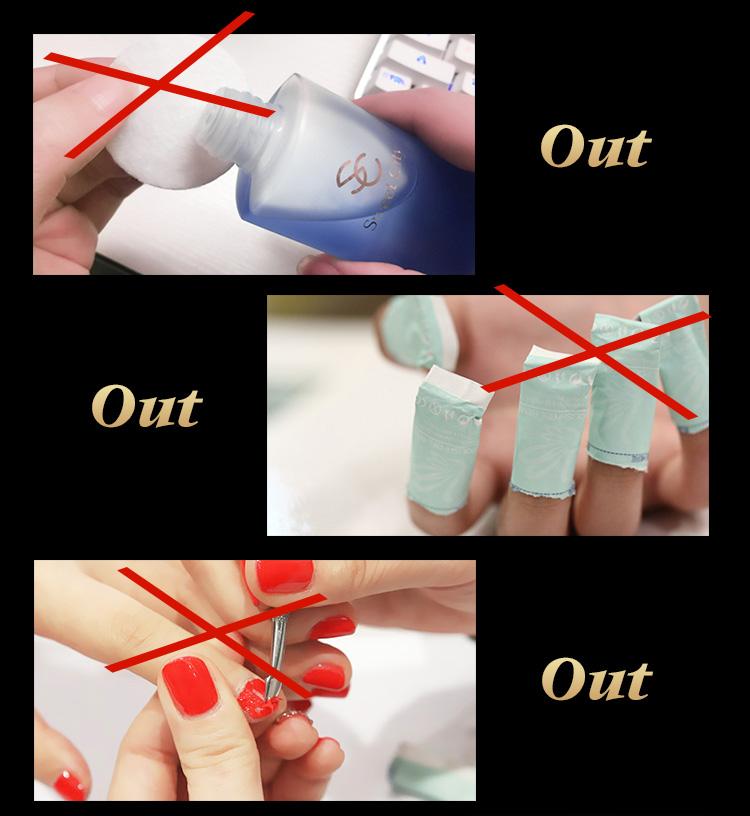 Peel Off Gel Base Coat For Nail Art UV LED Gel Nail Polish No Need Remover Water Multi-Use Primer Gel Varnish 10ml-3