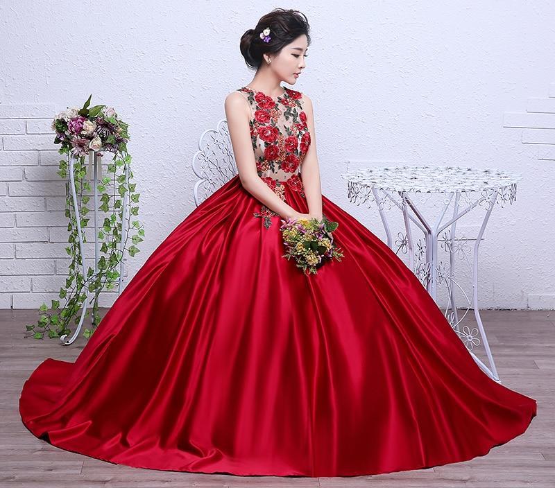 ruthshen Elegant Long Prom Dresses 2018 Flowers Prints Pattern Cheap Vestido  Longo Women Sexy Formal Evening Gowns. 12298 12298-1 ... d4060bebe26c