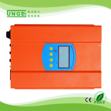 500w solar panel inverter peak power 1kw ups solar inverter hybrid with charger for home application and commercial use