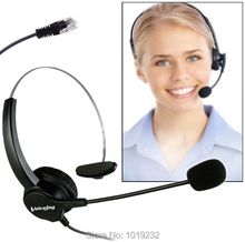 Office Headset Headphone with Mic ONLY for CISCO IP Phones 7960 7970 7821 7841 7861 8841 8851,8861 8941,8945,8961 etc M12 M22