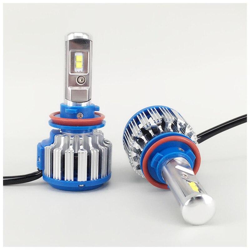 LED Car Light H4 H7 9005 9007 9006 Headlight Conversion Kit Headlamp Replace HID Xenon Kit 12v Fog Car Auto Bulb Lamp Light Bulb<br><br>Aliexpress
