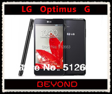 "LG Optimus G E975 Original Unlocked GSM 3G&4G Android Quad-core RAM 2GB 4.7"" 13MP 32GBWIFI GPS Mobile Phone dropshipping(China)"
