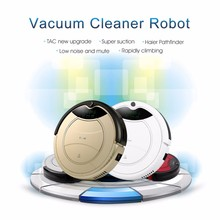 Haier robot Vacuum Cleaner T325Plus wet and dry cleaning for Home with Remote control Self Charge planning cleaning mode ROBOT(China)