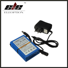 DC 12V 3000mAh Li-ion DC12300 Super Rechargeable Battery Pack with Plug for CCTV Camera Batteries Baterias Bateria