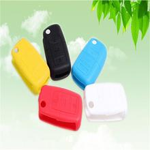 Car Key Cover Case Auto Keychain Case For Alarm Smart Car Key Remote Holder Accessories Holder Bag Cases