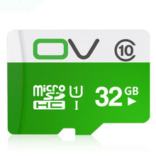 OV micro sd card TF cards 32gb class 10 UHS-1 Real capacity 8GB 16 GB 32 GB 64GB memory card for Phone/Tablet/Camera