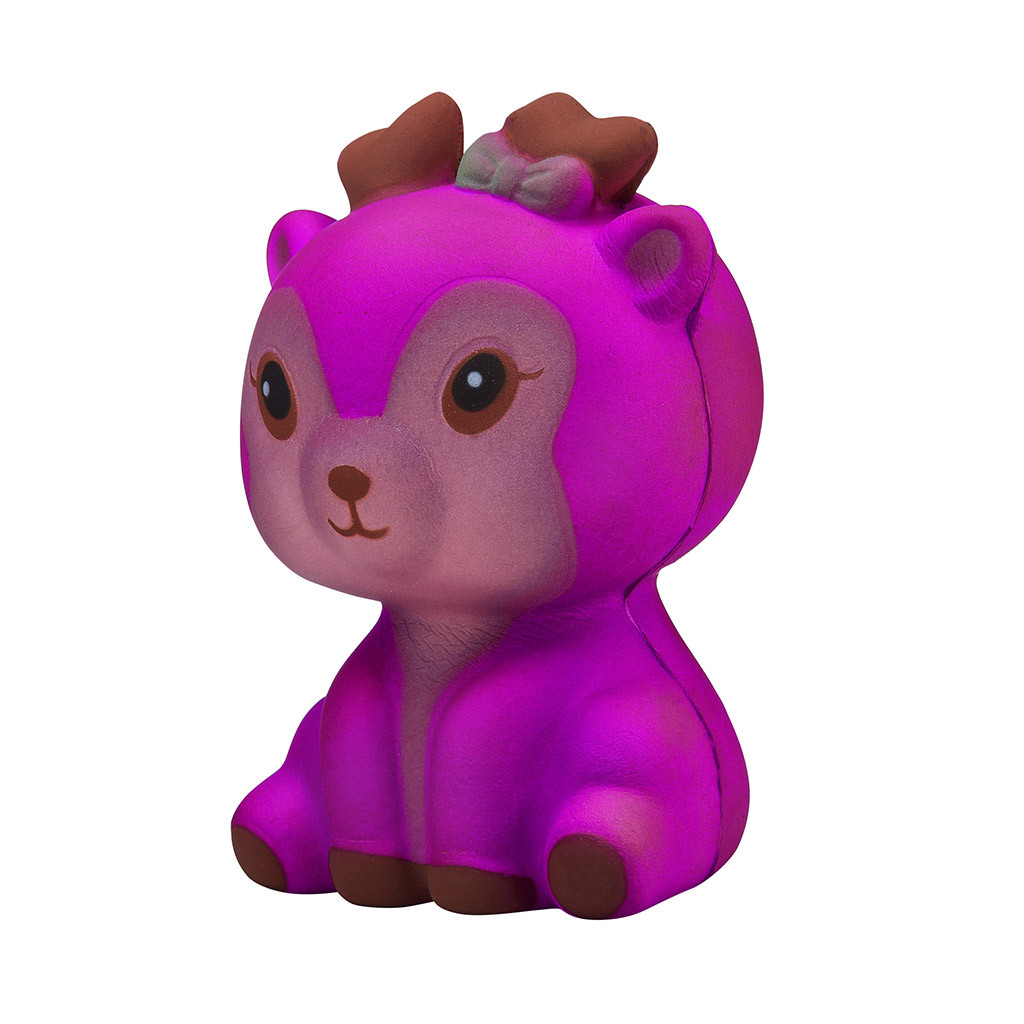 Color Change Deer Slow Rising Squishy Toy 2