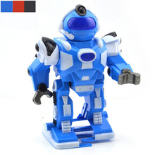 High Quality Electronic Walking Dancing Smart Space Robot Astronaut Kids Music Light Toys Gift For Kids Free Shipping