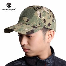 Emerson Tactical Baseball Hat With Attachment Base Hunting Cap Summer Sports Caps Camping Fishing Hiking Caps EM8739 AOR2