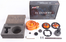 KM two speed Kit for HPI Baja 5B SS 5T 5SC T1000 Rovan RC Car
