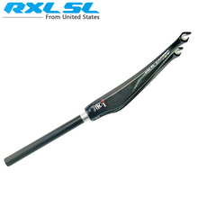 RXL SL PRO Carbon Fork Full Carbon Fiber Road Bicycle Fork Cycling Bike Fork Bike Parts superlight fork 395g JL8820