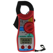 ANENG KT87N gules Digital Multimeter Amper Clamp Meter Current Clamp Pincers AC/DC Current Voltage Tester(China)