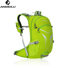 ANMEILU 20L Bicycle Backpack,Moutain Hiking Climbing Bag,Bike Riding Rucksack with Rain Cover,Waterproof Cycling Backpack