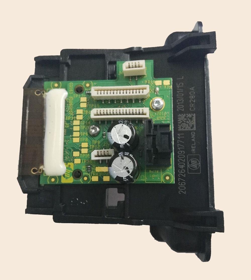 Original CR280 CR280A Print Head 4 Solt For HP Photosmart 6510 6515 6520 6525 Printhead Nozzle<br><br>Aliexpress