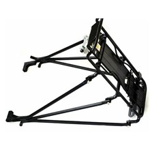 Aluminum Alloy MTB Bike Bicycle Rack Carrier Panniers Bag Carrier Adjustable Rear Seat Luggage Cycling Shelf Bracket