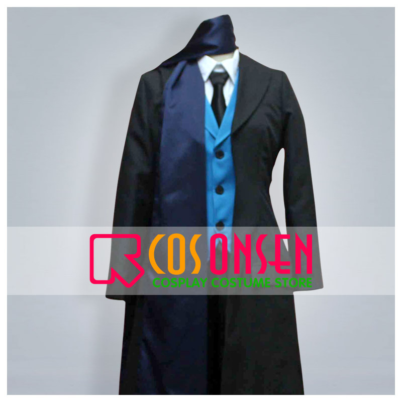 COSPLAYONSEN Lucky Dog 1 Luchino Gregoretti Cosplay Costume Casual Cloth All Size Custom Made