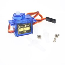 100pcs/lot Tower Pro 9g Micro Servo SG90 for Airplane Aeroplane 6CH RC Helicopter kds esky align helicopter