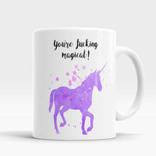 Valentines Gift, Anniversary Gift Birthday Gifts unicorn Mugs coffee mugs ceramic Tea  porcelain decal home kitchen milk