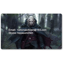 Many Playmat Choices - Custom 02 - MTG Board Game Mat Table Mat for Magical Mouse Mat the Gathering 60 x 35CM(China)