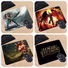 Cool League of Legends Tryndamere Funny Personalized Computer Notebook Mouse Mat Resistant Dirt 180x220mm Mouse Pad
